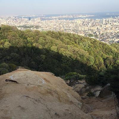 高取山岩尾根